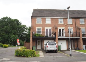Thumbnail 3 bed town house for sale in Plum Way, Fernwood, Newark