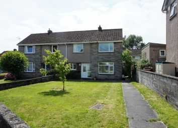 Thumbnail 3 bed semi-detached house for sale in Protheroe Avenue, Pen-Y-Fai