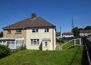 Thumbnail 3 bed semi-detached house for sale in Penallt Estate, Llanelly Hill, Abergavenny