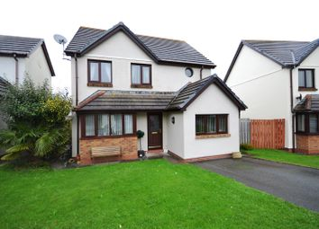 Thumbnail 3 bed detached house for sale in Rumsey Drive, Neyland, Milford Haven