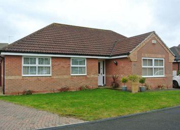 Thumbnail 3 bed detached bungalow for sale in The Ridings, Bourne, Lincolnshire