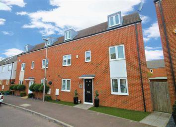 Thumbnail 4 bed semi-detached house to rent in Lavender Hill, Broughton, Milton Keynes, Bucks