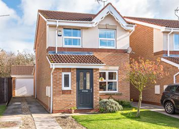 Thumbnail 3 bed detached house for sale in Butterfly Meadows, Beverley, East Yorkshire