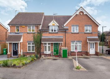 Thumbnail 2 bed terraced house for sale in Japonica Drive, Nottingham