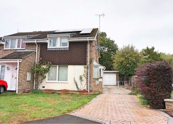 Thumbnail 3 bed semi-detached house for sale in Belsay, Swindon