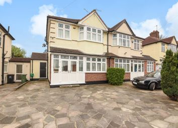 Thumbnail 3 bed semi-detached house for sale in Old Priory Avenue, Orpington