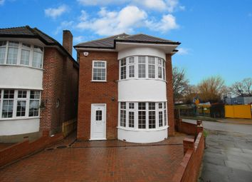 Thumbnail 4 bed detached house for sale in Knoll Drive, Southgate