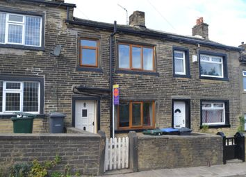 Thumbnail 2 bed cottage for sale in Campbell Street, Queensbury, Bradford