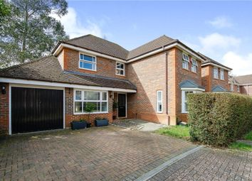 Thumbnail 4 bed detached house for sale in Hendon Grove, Epsom