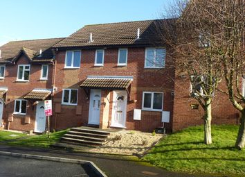 Thumbnail 2 bed terraced house to rent in Penny Farthing Row, Leigh Close, Westbury