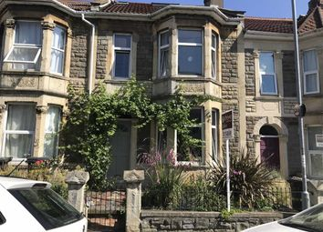 Thumbnail 3 bed terraced house for sale in Somerset Road, Knowle, Bristol