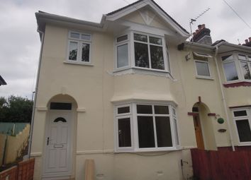 Thumbnail 3 bed end terrace house for sale in Lakelands Drive, Southampton
