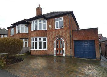 3 bed semi-detached house for sale in Arlington Road, Derby, Derbyshire DE23