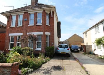 Thumbnail 3 bedroom semi-detached house for sale in Alton Road, Bournemouth