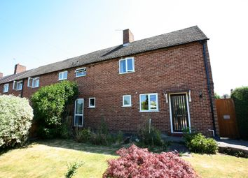 Thumbnail 3 bed end terrace house for sale in Oaktree Close, Bearley, Stratford-Upon-Avon