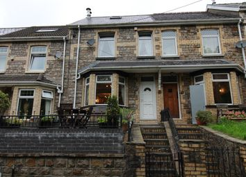 Thumbnail 3 bed terraced house for sale in Cendl Terrace, Cwm, Ebbw Vale