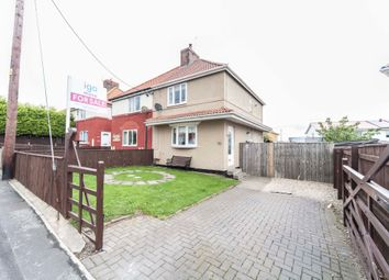 Thumbnail 2 bed semi-detached house for sale in Hart Crescent, Blackhall Colliery, Hartlepool