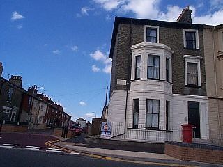 Thumbnail 1 bed flat to rent in Queens Road, Great Yarmouth