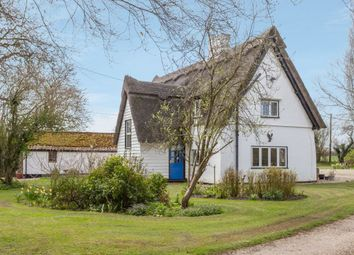Thumbnail 3 bed cottage for sale in Lower Stow Bedon, Attleborough