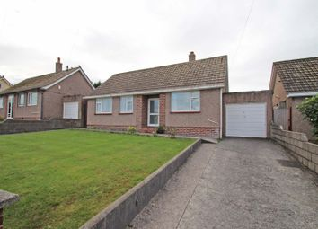 Thumbnail 3 bed detached bungalow for sale in Stanborough Road, Plymstock, Plymouth