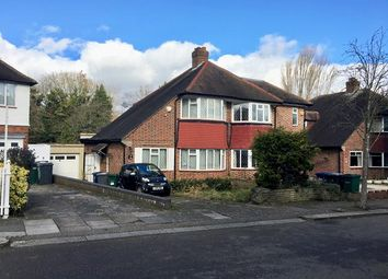 Thumbnail 2 bed semi-detached house for sale in 19 Ranelagh Drive, Edgware, Greater London