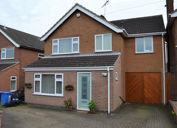 Thumbnail 4 bedroom detached house for sale in Field Rise, Littleover