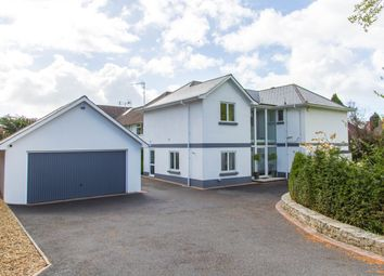 Thumbnail 4 bed detached house for sale in Kings Avenue, Lower Parkstone, Poole, Dorset