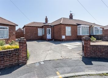 Thumbnail 2 bed semi-detached bungalow for sale in Barnard Grove, Redcar, North Yorkshire