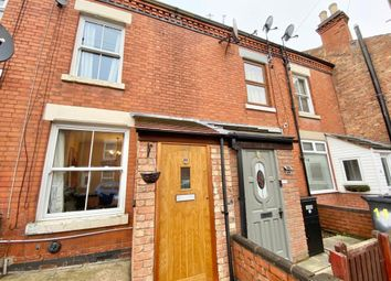Thumbnail 2 bed terraced house for sale in Lansdowne Road, Leicester
