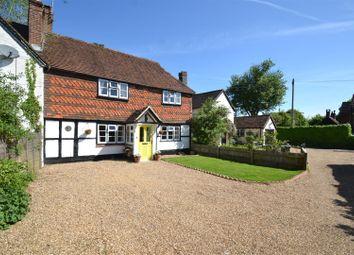 Thumbnail 3 bed terraced house for sale in Rosemary Lane, Charlwood, Horley