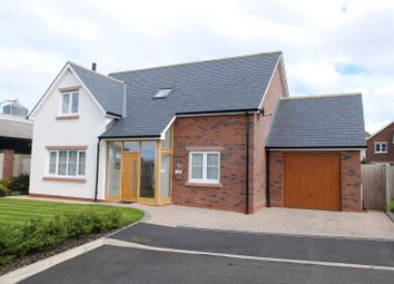 Thumbnail 3 bed detached house for sale in Hillcroft, Thurstonfield, Carlisle