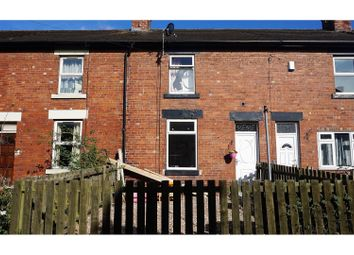 Thumbnail 2 bed terraced house for sale in West View, Micklefield