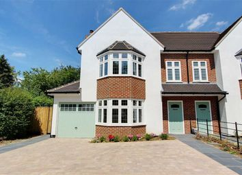 Thumbnail 4 bed semi-detached house for sale in Nightingale Close, Tring, Hertfordshire