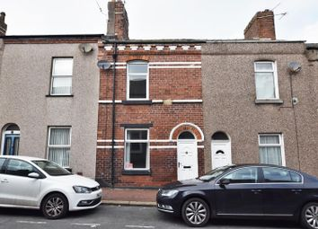 Thumbnail 2 bed terraced house for sale in Robert Street, Barrow-In-Furness
