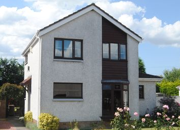 Thumbnail 3 bed detached house for sale in Bentfoot Road, Overtown, Wishaw