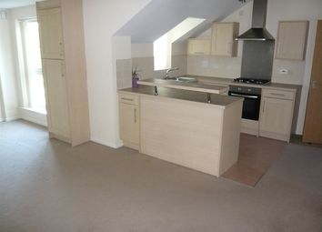 Thumbnail 2 bed flat for sale in Jack Hardy Close, Syston, Leicester