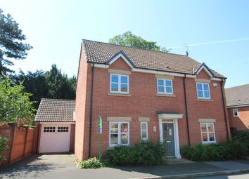 Thumbnail 4 bed detached house for sale in Beechwood Park Drive, Derby