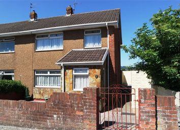 Thumbnail 2 bed end terrace house for sale in Ffordd Yr Eglwys, North Cornelly, Bridgend, Mid Glamorgan
