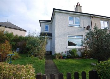 Thumbnail 3 bed semi-detached house for sale in Rowanside Terrace, Ardrossan