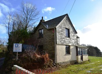 Thumbnail 3 bed detached house for sale in Lewannick, Launceston