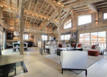 Thumbnail 6 bed property for sale in Chemin Des Poches, 74120 Megève, France