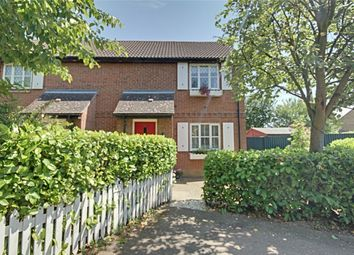 Thumbnail 2 bed end terrace house for sale in Mallards Rise, Harlow, Essex