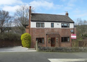 Thumbnail 4 bed detached house for sale in Sharpe Avenue, Greenhill, Sheffield
