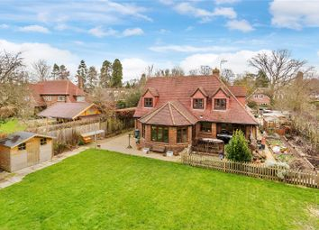 Thumbnail 4 bed detached house for sale in Crouch House Road, Edenbridge, Kent