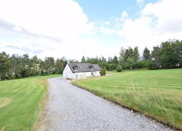 Thumbnail 4 bed detached house for sale in Daviot, Inverness