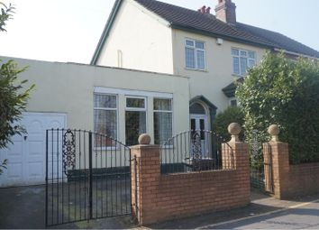 Thumbnail 3 bed semi-detached house to rent in The Paddock, Bilston