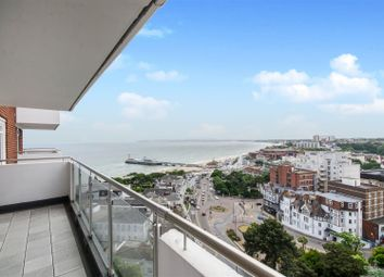 Thumbnail 2 bed flat for sale in Russell Cotes Road, Bournemouth