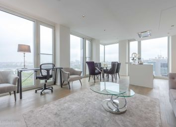 Thumbnail 2 bed flat for sale in South Bank Tower, 55 Upper Ground, Southwark, London