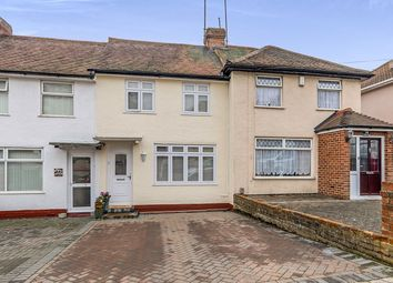 Thumbnail 2 bed terraced house for sale in Woodstock Road, Strood, Rochester