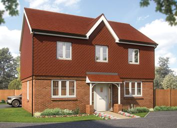 """Thumbnail 4 bed property for sale in """"The Chestnut"""" at Worrall Drive, Wouldham, Rochester"""